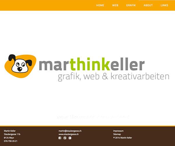 Martin Keller Webdesign