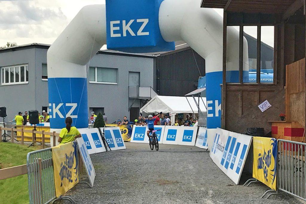 Fabienne 2017 EKZ Cup