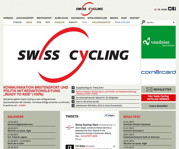 Swiss Cycling